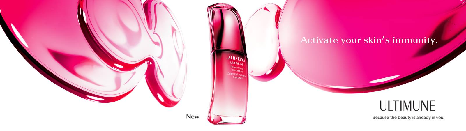 Schoonheidssalon Shiseido
